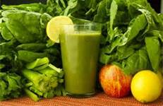 Salads and Green Smoothies for Optimum Health